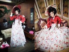 한복 Hanbok : Korean traditional clothes[dress] Korean Traditional Dress, Traditional Clothes, Costume Ideas, Costumes, Korean Hanbok, Korean Outfits, Photo Illustration, Dressmaking, Korean Fashion