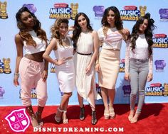 """Video: Fifth Harmony Teases Their Song """"Boss"""" At The KISS Concert In Boston"""