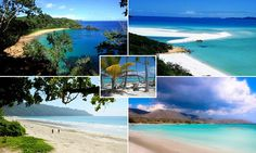 TripAdvisor names 2017's best beaches in the world | Daily Mail Online