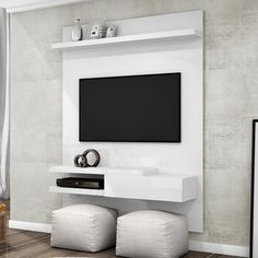 Tv Unit Design, Tv Wall Design, Ceiling Design, Tv Unit Decor, Tv Wall Decor, Small Tv Unit, Condo Decorating, Front Door Design, Stylish Bedroom