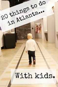 20 things to do in Atlanta area with kids, includes descriptions and prices, activities varying for all price levels. Spring Break Party, Spring Break Trips, Travel With Kids, Family Travel, Family Vacations, Family Trips, Rv Travel, Family Goals, Atlanta Activities