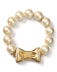 kate spade new york All Wrapped Up Pearl Bracelet