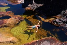 'jacuzzi' Monte Roraima  looks so relaxing