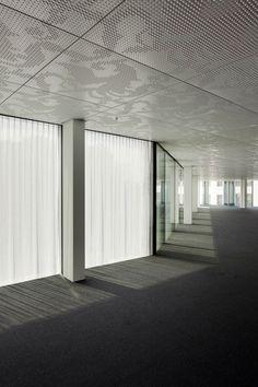 I don't like truth, ...EASTERN design office - finn-wilkie: Wiel Arets, Allianz Headquarters,...