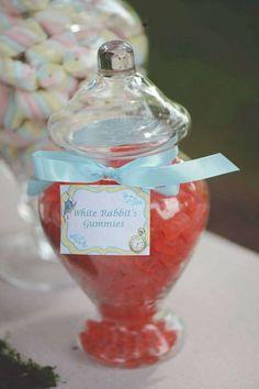 Vintage Alice in Wonderland Birthday Party Ideas | Photo 1 of 42