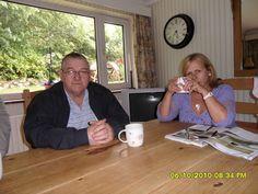 My Granddad in England