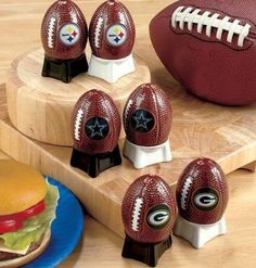 NFL Salt and Pepper Shakers – $17