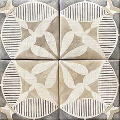 Touareg 1 | Handmade Terracotta Tile