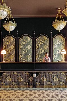 NoMad Hotel by Jack Garcia in NYC