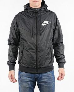 Nike 544119 060 Nike antracite windrunner (544119) takit Zoo Outlet