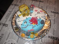 taart verjaardag stan piraat