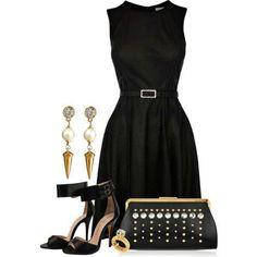 black clothing | Black | Church Clothes