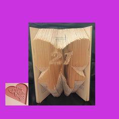 Book Folding Pattern  21 Bow  223 Folds  Instant by CraftyHana