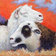 """Ewe and I"" by Carol Santora, PSA: March 2011"