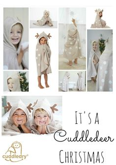 It's a #Cuddledeer #Christmas! Have you got yours yet?