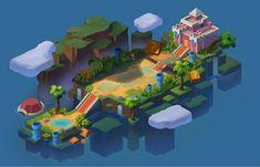 Map Games, 2d Game Art, New Program, Game Assets, Environment, Scene, Concept, Artwork, Video Games