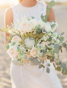 protea desert bouquet