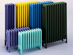 Radiator cluster   via patternity