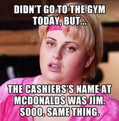 Gym or Jim or Whatever  // funny pictures - funny photos - funny images - funny pics - funny quotes - #lol #humor #funnypictures