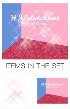 """OFFICIAL WEBSITE (desc)"" by hj-entertainment ❤ liked on Polyvore featuring art"