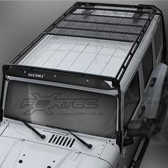 Gobi Racks® Stealth Roof Rack System for 07-up Jeep® Wrangler JK 4-Door