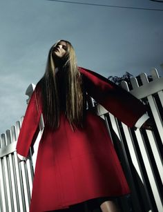 ANOTHER MAGAZINE: Fall by Photographer Willy Vanderperre