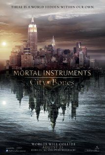 The Mortal Instruments: City of Bones (8/23/13)  Written By: Cassandra Clare  Jessica Postigo.