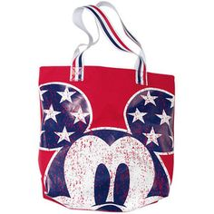 Mickey Mouse Tote Bag - Avon