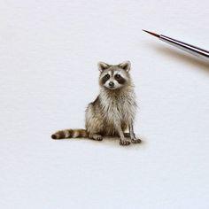 Watercolor Miniatures