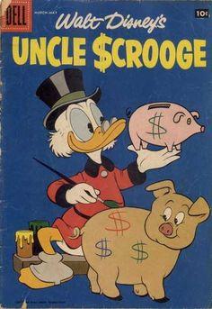 Uncle Scrooge 21
