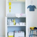 #DIY changing table makeover