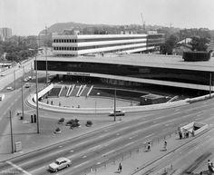 1976. Déli pályaudvar.