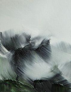 Conrad Jon Godly - Spes. Oil on painting board, 24x18 cm (2010)
