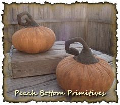 ePatternPrimitive Enchanted Pumpkin with Crooked by PrimsbyDenise