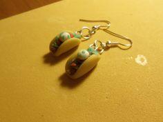 #polymerclay Taco earings