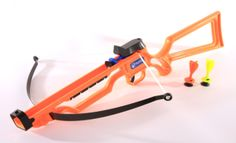 Petron Sureshot Toy Crossbow product review - approved by The Toy Verdict (best toy crossbow, best toy gun, petron toy review)
