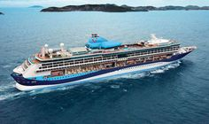 Thomson Cruises new ship Thomson Discovery launches in Majorca