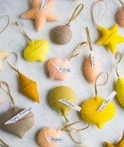 Felt Ornament Gift Tags | Purl Soho - Create