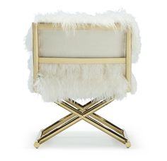 DIRECTOIRE CHAIR TIBETAN FUR