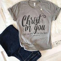 cbfb5c67f4a76 Image result for diy Christian t-shirts Blusas Sencillas