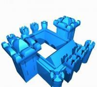 """castle bodiam"" 3D Models to Print - yeggi"