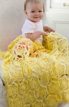 mantita para bebé