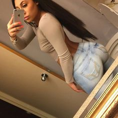 A Gallery Of Hot Girls In Jeans