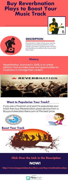 Reverbnation is the leading online music marketing platform with over 2 million artists, managers, record labels, festival and events used for outreach, influence, and business. Just gain more plays on your account through buy ReverbNation plays service from the best firm and boost your music fast.