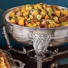 There's something for everyone in this special collection of Thanksgiving side dish recipes. Find familiar favorites, along with tempting new creations to try on your Thanksgiving menu.