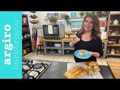 ΤΥΡΟΠΙΤΑ εύκολη, βουτηχτή και τραγανή με αλλιώτικη τεχνική της Αργυρώς Μπαρμπαρίγου - YouTube Tasty Dishes, Side Dishes, Greek Recipes, Tart, Sweet Home, Food And Drink, Appetizers, Pizza, Meals