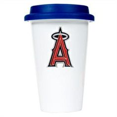 Los Angeles Angels LA Travel Coffee Cup With Lid