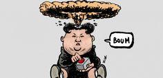 Bombe nord-coréenne : comment distinguer un essai nucléaire d'un séisme ?