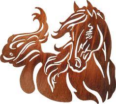 """Windy"" Horse Wall Art"