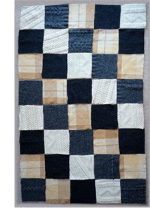 Felted blanket that I love!
